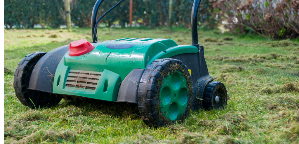 Lawn Aerator Rental